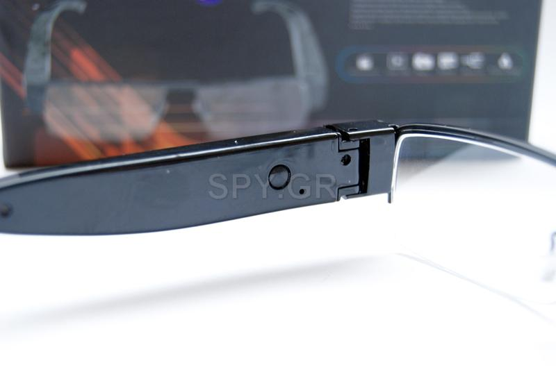 Γυαλιά με fullHD κάμερα