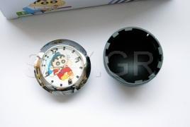 Κρυφή κάμερα σε κομψό ρολόι χειρός 4GB
