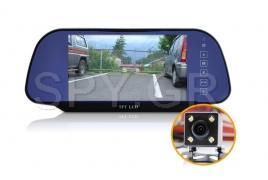 Κάμερα για παρκάρισμα με καθρέφτη οθόνη