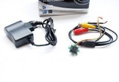 CCTV Κάμερα με ήχο MC493A