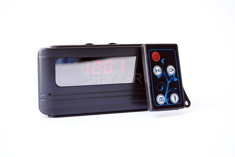 Κάμερα επιτραπέζιο ρολόι