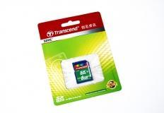 Κάρτα μνήμης SDHC 8GB