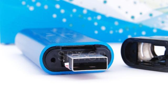 Κάμερα μέσα σε αναπτήρα