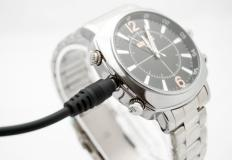 HD αδιάβροχο ρολόι