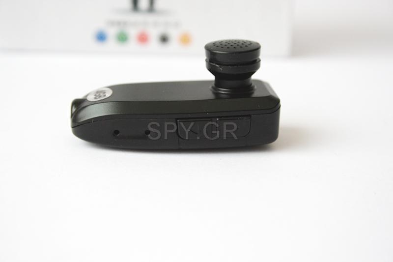 Κρυφή Κάμερα ενσωματωμένη σε hands free 4GB