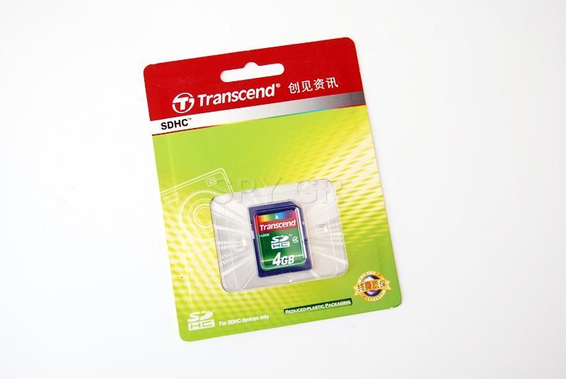 Κάρτα μνήμης SDHC 2 4GB