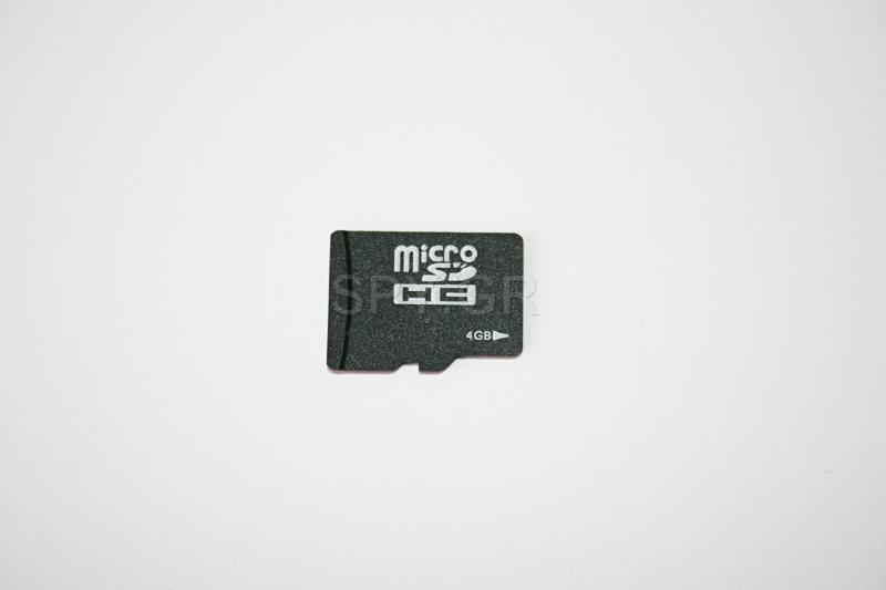 Κάρτα MicroSD 4GB