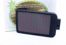 Μπαταρία με ηλιακό πάνελ για κάμερα κηνυγιού HD49
