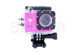 Αθλητική κάμερα FullHD κάμερα - ρόζ