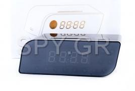 IP Κάμερα σε ηλεκτρονικό ρολόι