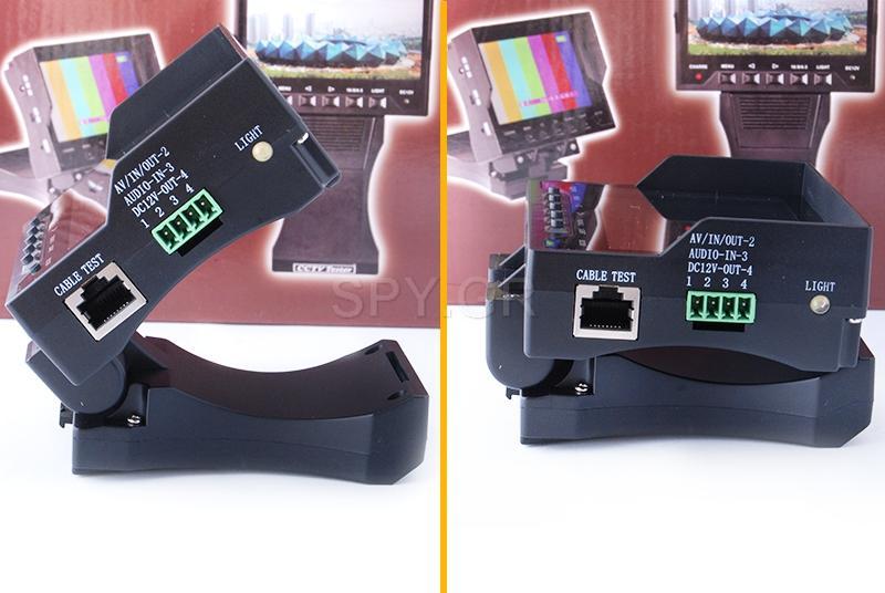 Ενδοσκόπιο και CCTV τέστερ