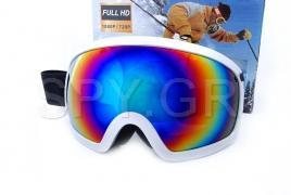 Κάμερα σε σκι μάσκα