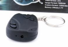 Κρυφή κάμερα σε μпρελόκ συναγερμού αυτοκινήτου