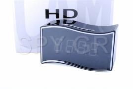 Full HD επιτραπέζιο ρολόι κάμερα