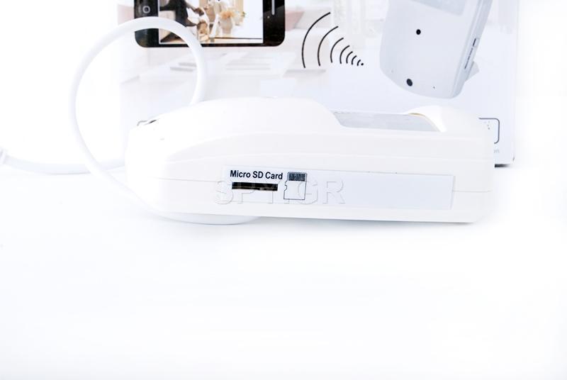 IP κάμερα σε PIR αισθητήρα με microSD κάρτα μνήμης
