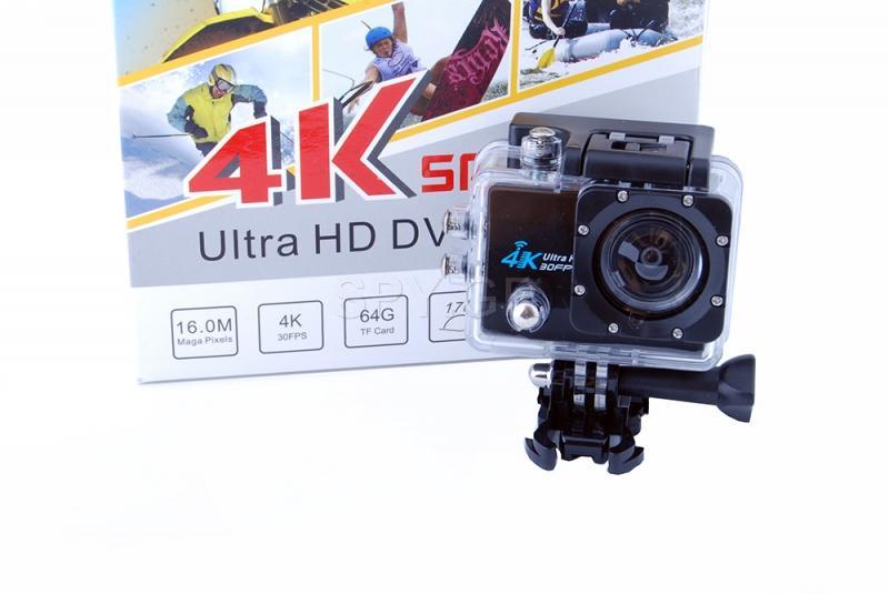4K WiFi αθλητική κάμερα