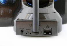 IP κάμερα με PAN/TILT