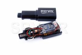 Συσκευή ήχου - παρακολούθησης αυτοκινήτου