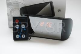 Ηλεκτρονικό ρολόι με HD κάμερα
