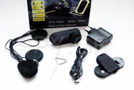 Bluetooth δέκτης και intercom για κράνος