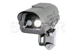 Ψεύτικη κάμερα με ηλιακό πάνελ