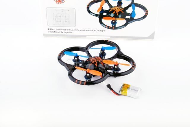 Μίνι τετράγωνο ελικόπτερο OEM