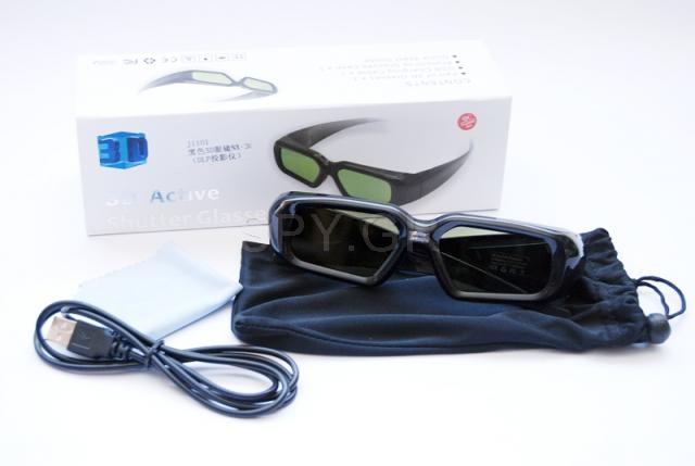 Ενεργά 3D γυαλιά