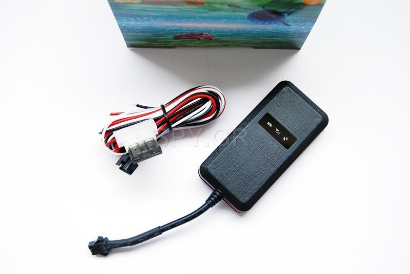 GPS Tracker, χωρίς μπαταρία