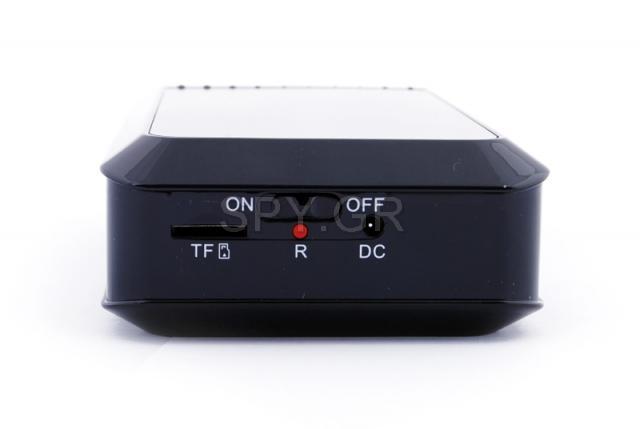 IP σε επιτραπέζιο ρολόι
