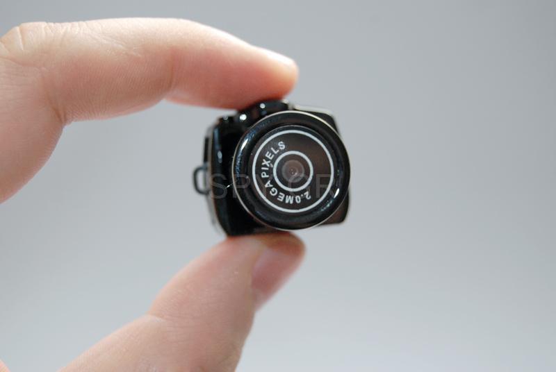 Μικροσκοπική φωτογραφική μηχανή Y2000