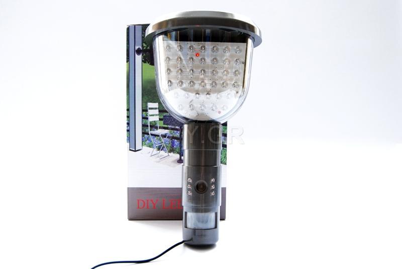 Ηλιακή κάμερα με αισθητήρα κίνησης