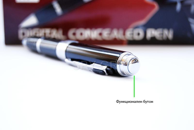 Στυλο με κάμερα και audio recorder