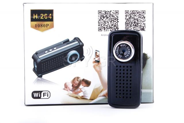 Μίνι IP HD κάμερα