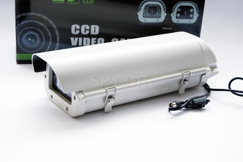 CCD κάμερα με IR δίοδους