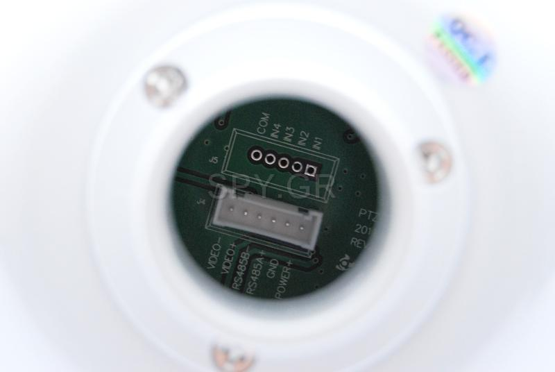 Υψηλής ταχύτητας στρογγυλή κάμερα