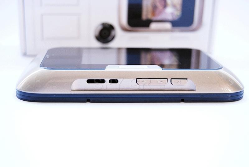 Συσκευή παρακολούθησης πόρτας με κάρτα μνήμης