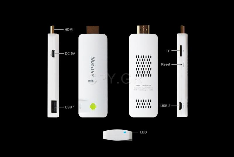 Mini PC Measy με Android 4,0