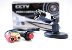CCTV κάμερα με υπέρυθρες δίοδους