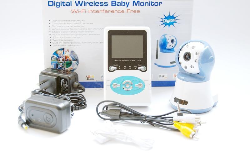 Ηχείο παρακολούθησης μωρών