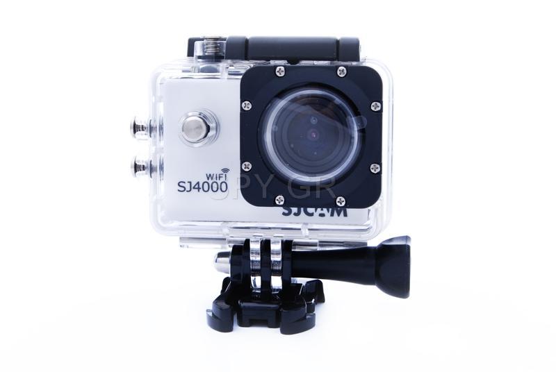 Αθλητική κάμερα SJCAM SJ4000 WIFI - Λεύκη