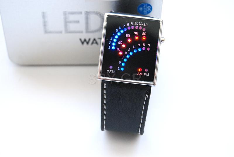 LED Ρολόι