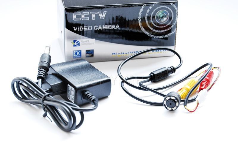 CCTV Κάμερα χωρίς ήχο MCV6 IR850