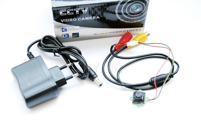 CCTV Κάμερα χωρίς ήχο MC493