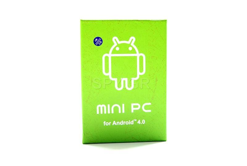 Μίνι PC MK802+ με Android 4.0