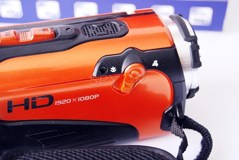HD κάμερα για υποβρύχιες φωτογραφίες