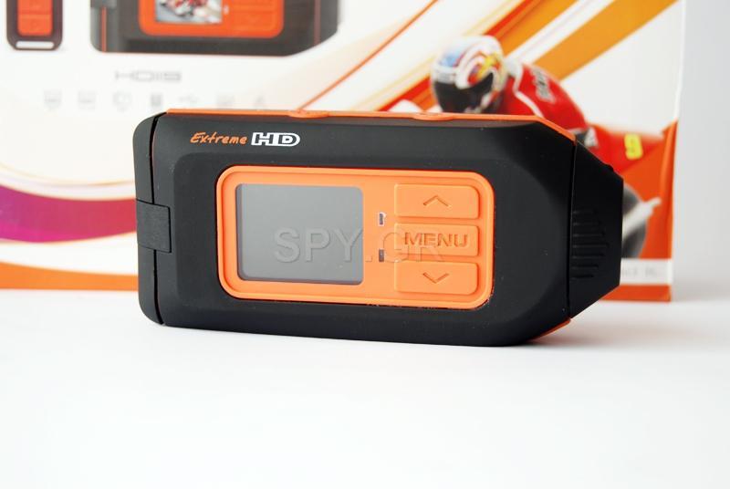 Αδιάβροχη Full HD αθλητική κάμερα