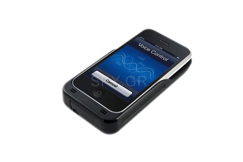 Ηλιακός φορτιστής για iPhone 4S/4
