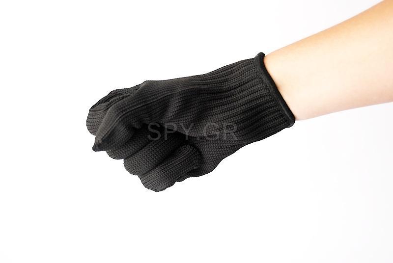Προστατευτικά γάντια με μεταλλικά νήματα