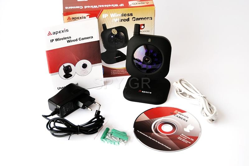Ασύρματη IP κάμερα