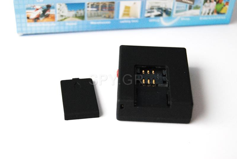 GSM ωτακουστής με AGPS λειτουργεία
